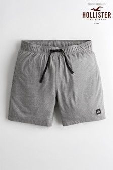 Hollister Lounge-Shorts, Grau