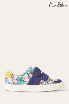 Boden Multi Fun Low Top Trainers