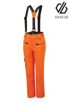 Pantalon de ski Dare 2b Timeout II orange imperméable