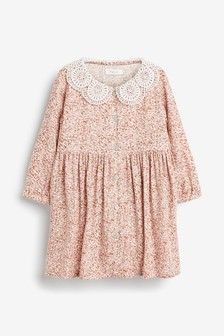 Lace Collar Dress (3mths-7yrs)