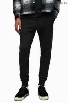 AllSaints Black Raven Sweatpants
