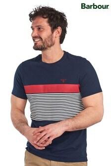 חולצת טי עם פסים שלBarbour®