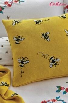 Cath Kidston黃色蜜蜂圖案咕𠱸