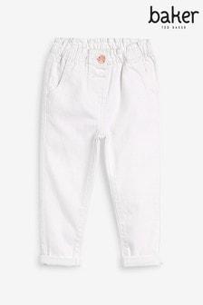 Baker by Ted Baker White Denim Jeans