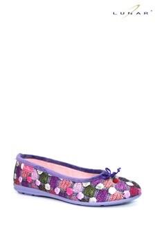 נעלי ביתבלרינה לנשים שלLunar
