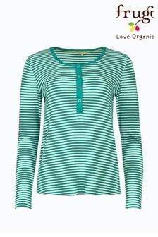 Frugi Organic Cotton Nursing Pyjama Top