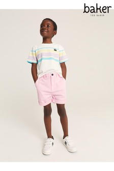 Baker by Ted Baker Chinoshorts, Pink