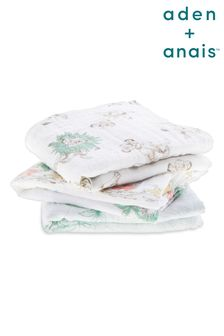 aden + anais Cotton Musy Three Pack Muslin Squares Disney™ Baby - The Lion King