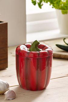 Pepper Kitchen Storage Jar (492121) | $14