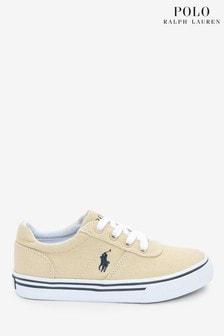 Ralph Lauren Khaki Handford Shoes