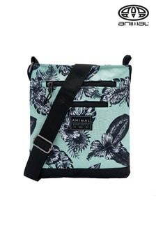 Animal Blue Riptide Cross Body Bag