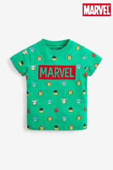 Marvel All Over Print T-Shirt (3mths-8yrs)