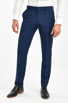 HUGO Blue Getlin Trousers