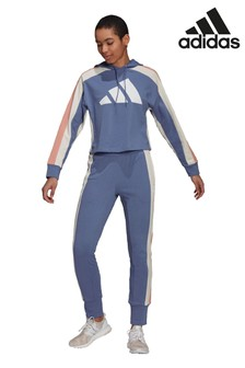 adidas Sportswear 3 Bar Logo Tracksuit