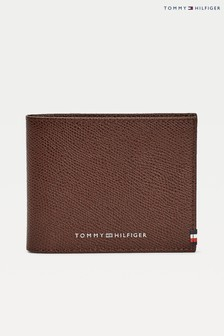 Tommy Hilfiger Brown Business Mini Wallet