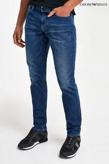 Emporio Armani J06 Jeans in schmaler Passform