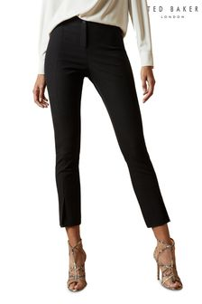 Ted Baker Ozete Split Front Detail Trousers