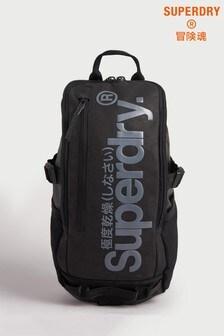 Superdry Detroit Hardy防水布背包