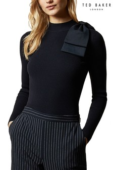 Ted Baker Ambher Extravagant Bow Jumper