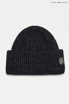 כובעגרב שלTommy Hilfiger דגםEffortless בכחול