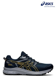 ASICS Grey Trail Scout 2 Trail Trainers