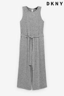 ثوب من قطعة واحدة رماديSleep منDonna Karan