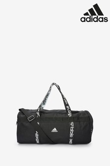 adidas Black Duffle Bag