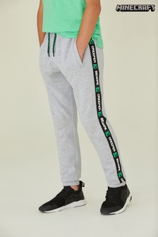 Minecraft Side Tape Joggers (3-16yrs)
