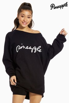Pineapple Monster Sweatshirt mit Monstermotiv
