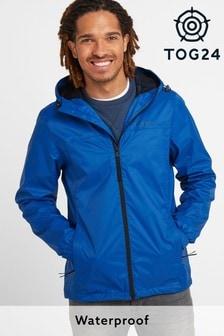 Tog 24 Blue Craven Mens Waterproof Packaway Jacket (501865)   $62