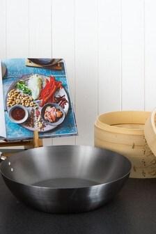 School of Wok 2 Tier Steaming Basket