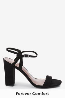 Block Heel Delicate Sandals