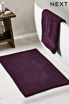 שטיחון אמבטיה במרקם לולאות