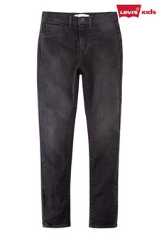 Levi's® 720™兒童高腰超窄管牛仔褲