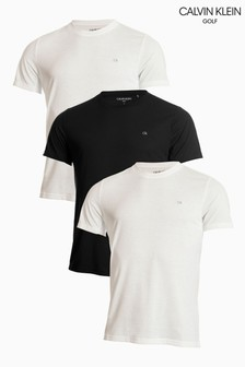 Calvin Klein Golf T-Shirts Three Pack