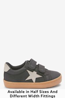 Star Touch Fastening Shoes (Younger)