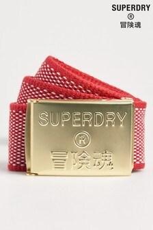 Superdry Boston Fabric Belt