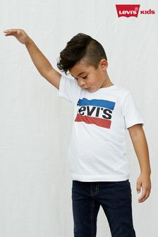 Levi's® Kids Sports Logo T-Shirt