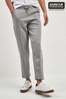 Barbour® International Grey Jersey Bansko Jog Pant