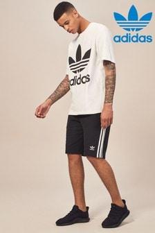 Szorty z trzema paskami adidas Originals