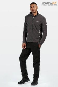 Regatta Grey Highton Full Zip Fleece