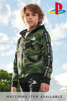 PlayStation™ Zip Through Hoody (3-16yrs)