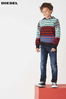 Diesel® Kids Waykee Tapered Fit Jean
