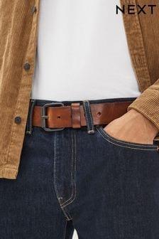 Signature - Cintura in pelle italiana