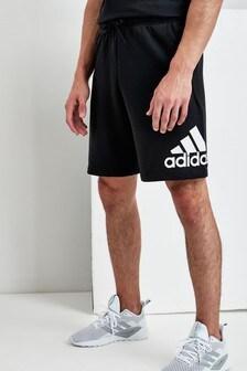 adidas Badge of Sport Black Short