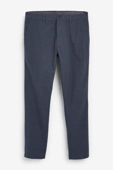Хлопковые брюк чинос