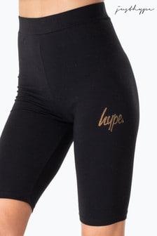 Hype. Glitter Cycling Shorts