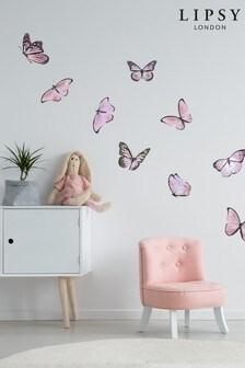Autocollants muraux Lipsy Camilla papillons