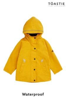 Töastie® Kids Fisherman Yellow Waterproof Raincoat
