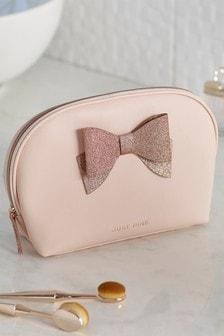 Geantă pentru cosmetice Just roz